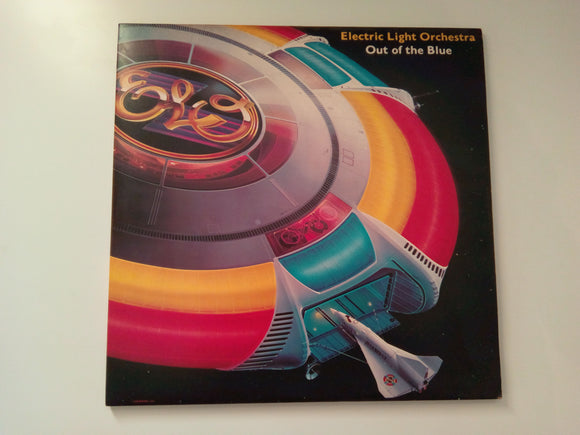 Electric Light Orchestra : Out Of The Blue