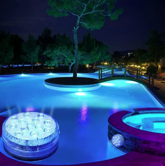 submersible-led-pool-lights-remote