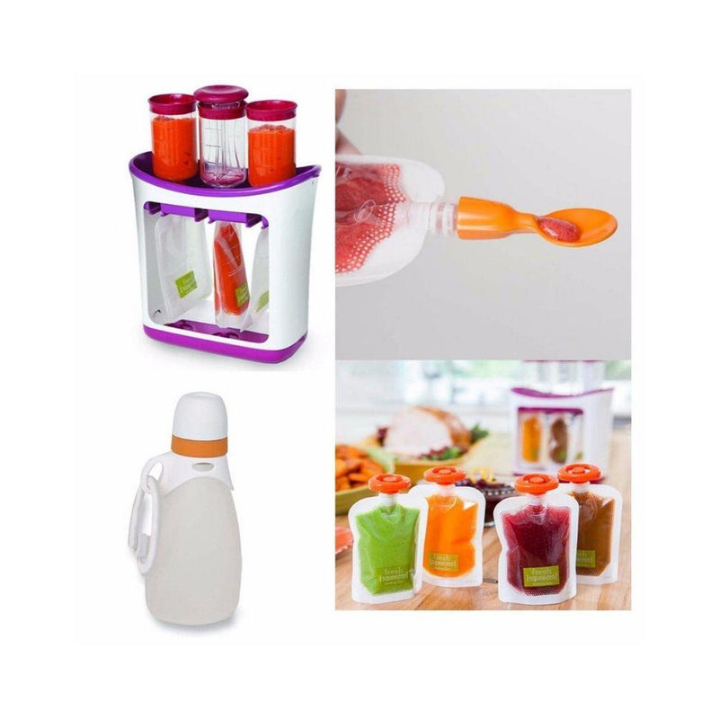 Organic Baby Food Making Station -  UNIVERS TREND