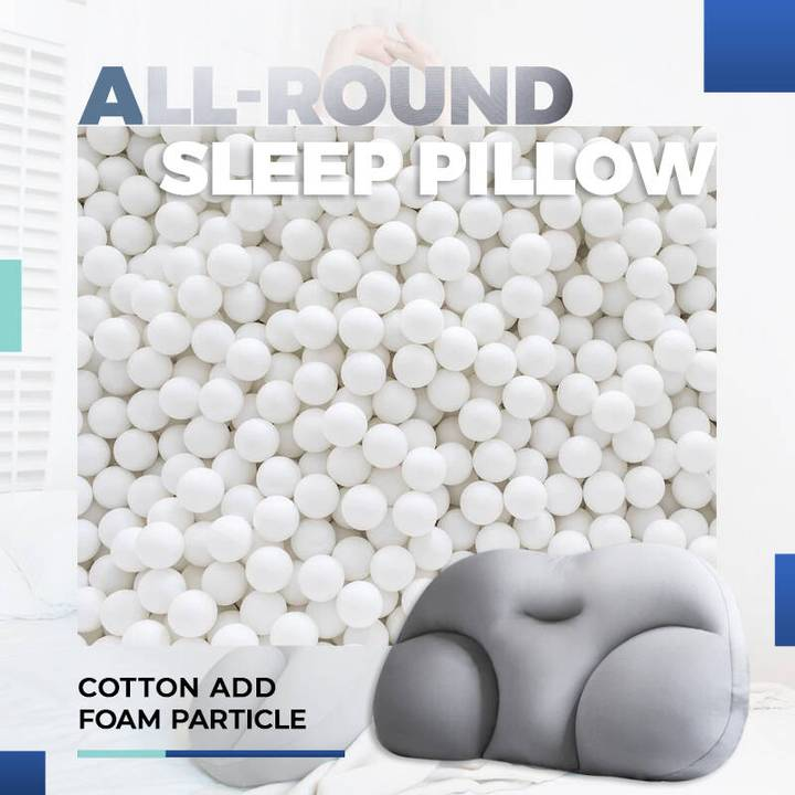 All Round Cloud Sleep Pillow -  UNIVERS TREND