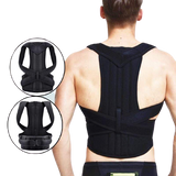 Adjustable Back Posture Brace