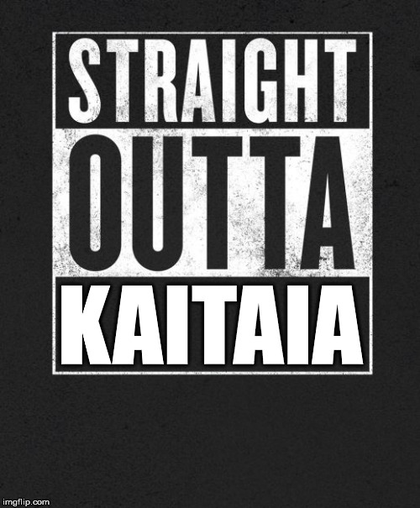 STRAIGHT OUTTA (Your Town)