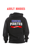 Adult Hoodies - Unisex - NO NAME ON BACK