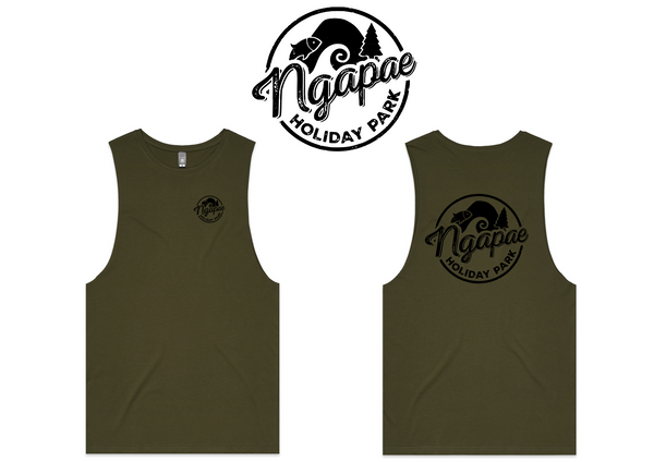 Ngapae Holiday Park Tank Tops