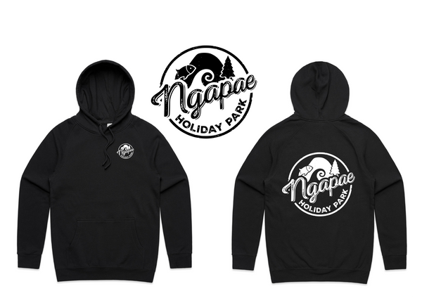 Ngapae Holiday Park Hoodies