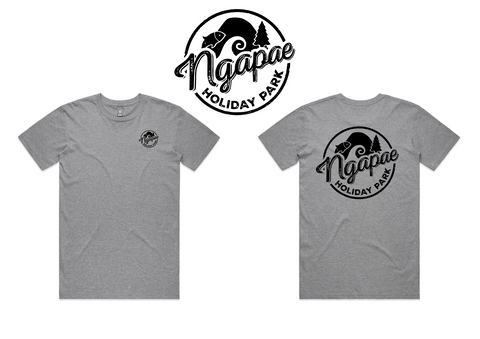 Ngapae Holiday Park Tees