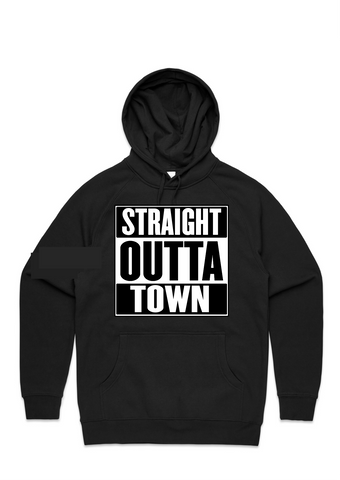 Straight Outta Hoodies