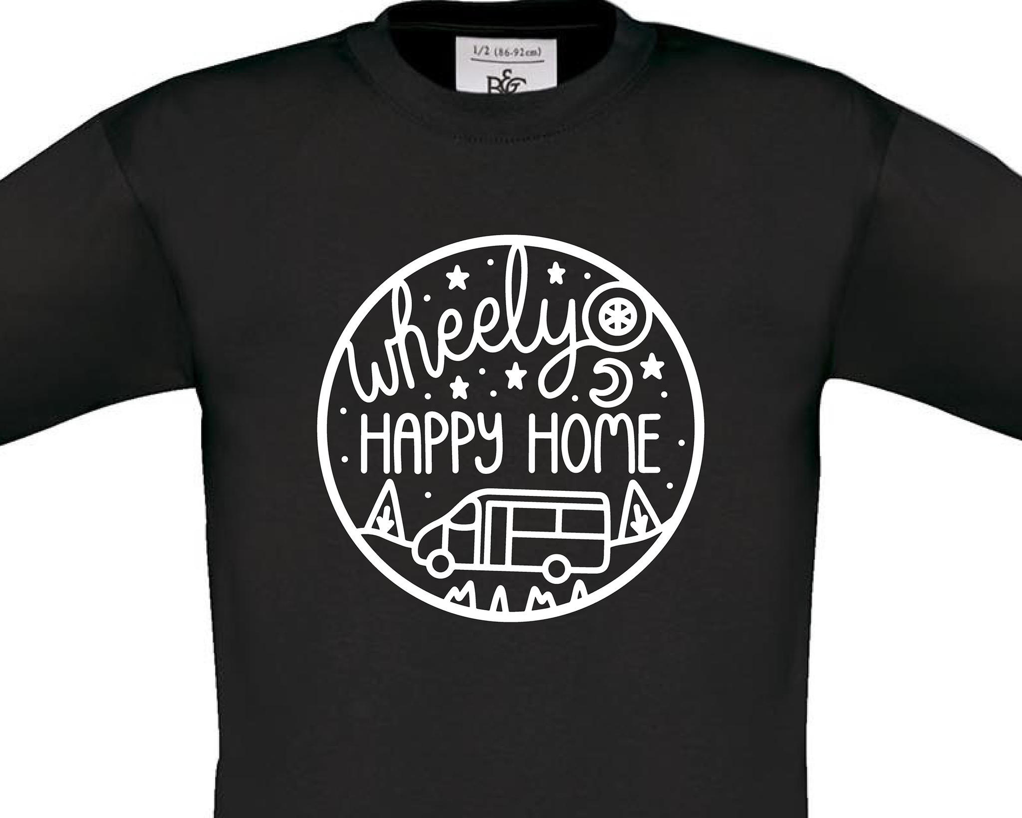Wheely Happy Home T-Shirt