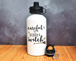 Careful I'm Secretly A Witch Mug