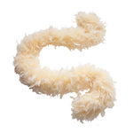 100 Grams Champagne Chandelle Feather Boa