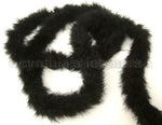 75 Grams Black Marabou Feather Boa