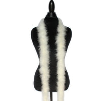 22 Grams Ivory Marabou Feather Boa