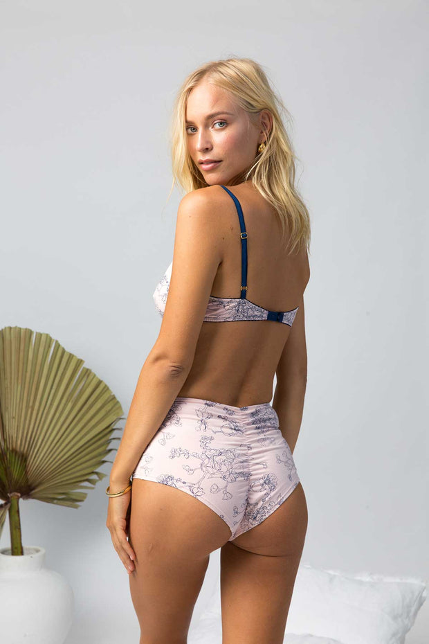 Suzette knickers in French blue