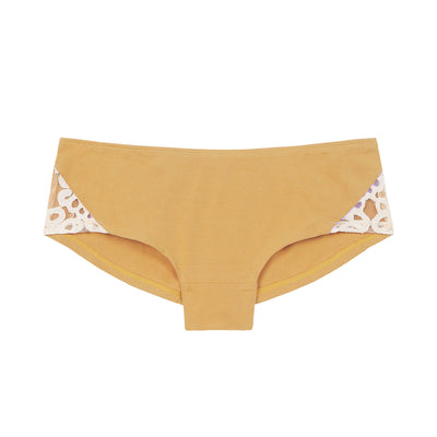 Greta knickers in dandelion