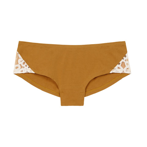 Greta knickers in marigold