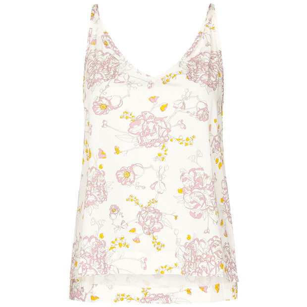 Bamboo Frances Cami in Peony