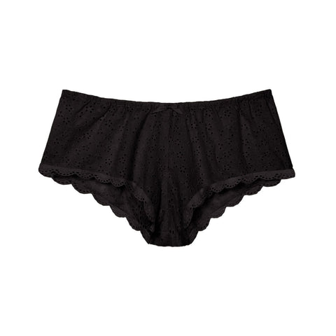 Georgia french knickers in black