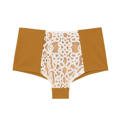 Isabella knickers in marigold