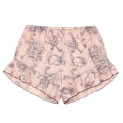 Frances boxers in blush
