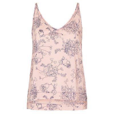 Lou lou cami in blush