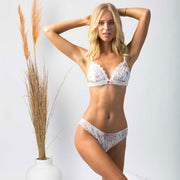 Bamboo bella lingerie in peony