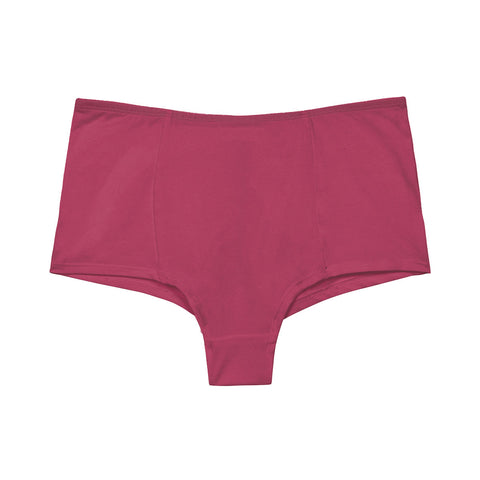 Suzette knickers in raspberry