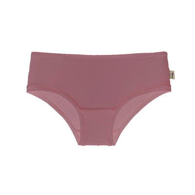 boyleg knickers in soft organic cotton