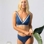 Greta knickers in French blue