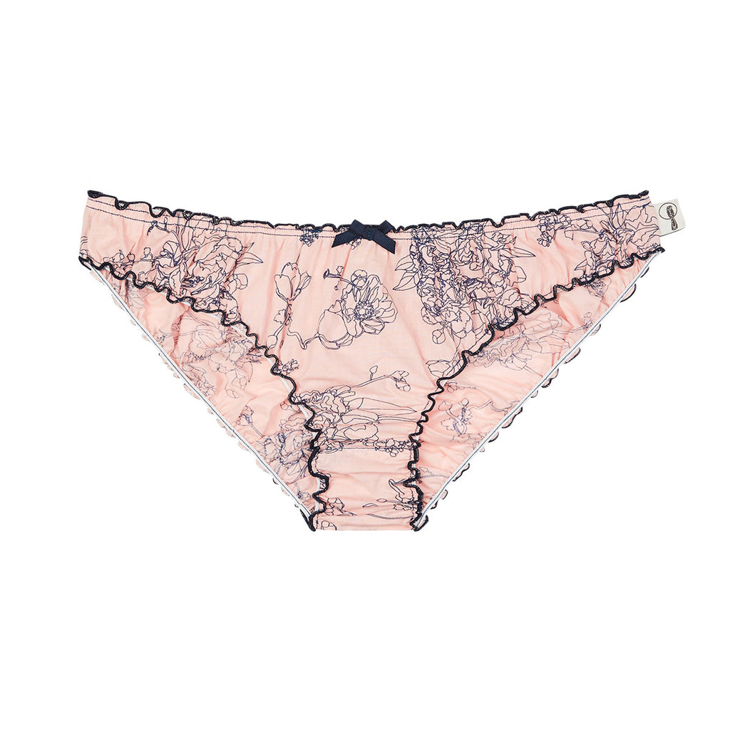 Organic cotton bella lingerie
