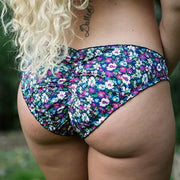 Posey print cotton knickers