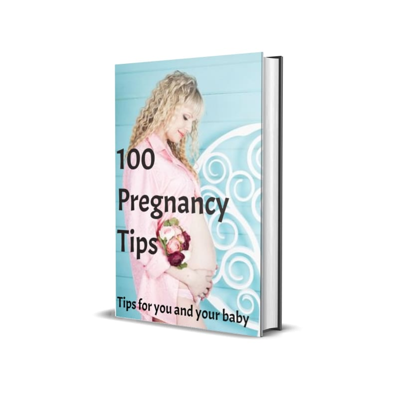 100 Pregnancy Tips - E-book - Mommies Best Mall