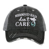 Mermaid Hair Don't Care KIDS Hats