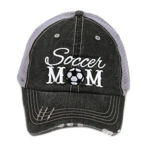Soccer Mom Trucker Hats