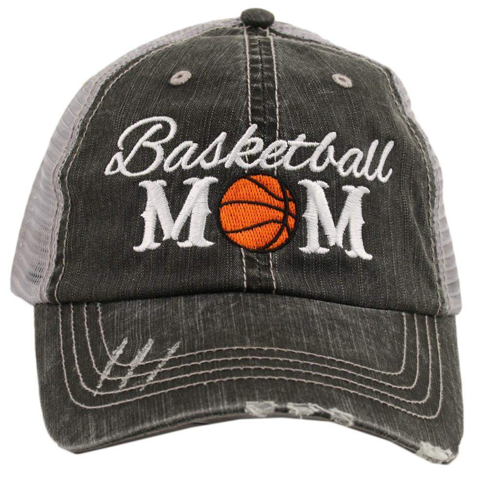 Basketball Mom Trucker Hats