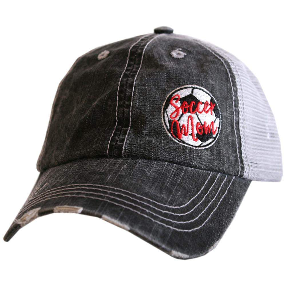 Soccer Mom Trucker Hats (Side Patch)