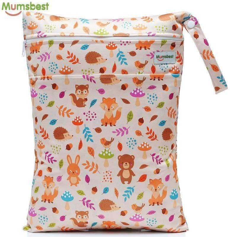 Cloth Diaper Wet Bag - Mommies Best Mall