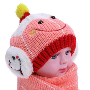Unique Baby Beanie - Pink - Baby Hats  9.65 Mommies Best Mall c902098b1662