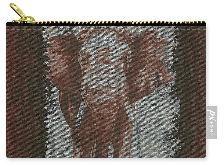 Elephant - Carry-All Pouch
