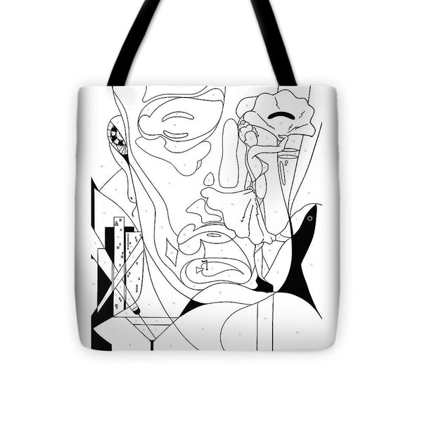 Paint By Number Las Vegas - Tote Bag