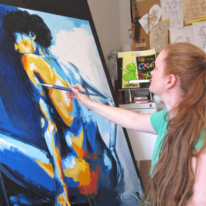 60 Minute Professional Art Consultation with Artist Konni Jensen