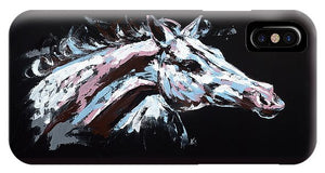 Abstract Horse - Phone Case