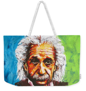 Albert Tribute - Weekender Tote Bag