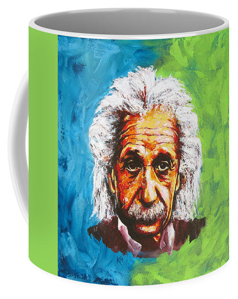 Albert Tribute - Mug