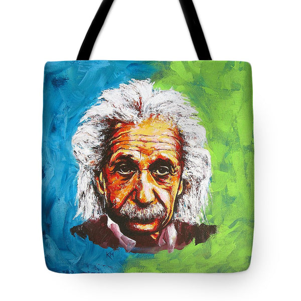 Albert Tribute - Tote Bag
