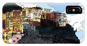 Manarola W/hidden Pictures - Phone Case