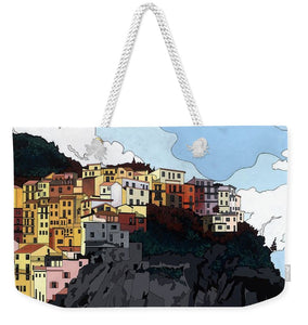 Manarola W/hidden Pictures - Weekender Tote Bag
