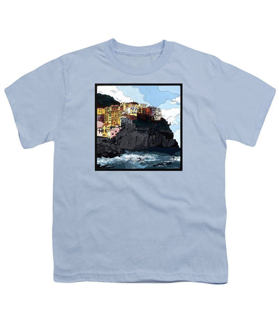 Manarola W/hidden Pictures - Youth T-Shirt
