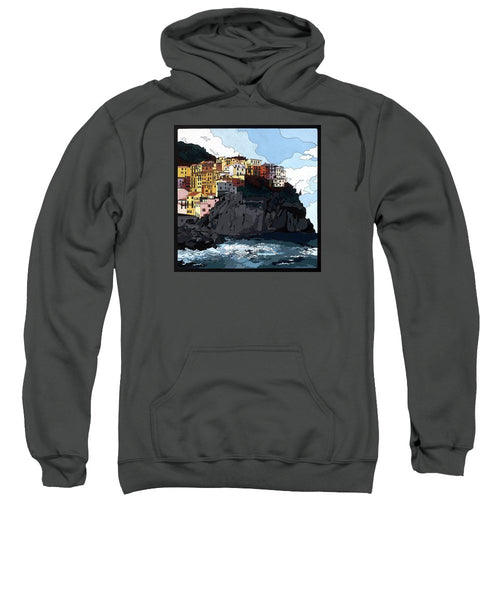 Manarola W/hidden Pictures - Sweatshirt