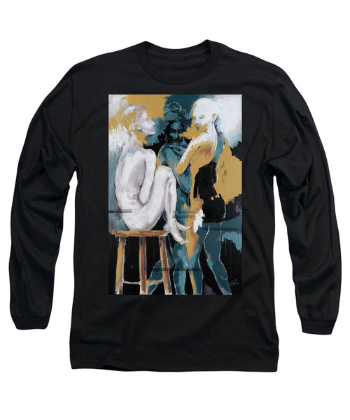 Backstage - Beauties Sharing Secrets - Long Sleeve T-Shirt