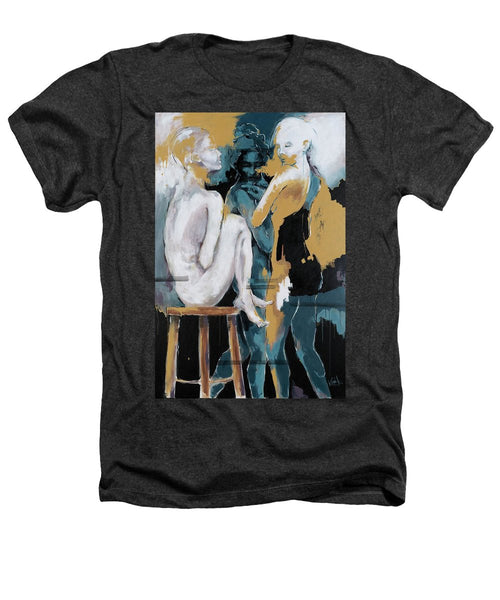 Backstage - Beauties Sharing Secrets - Heathers T-Shirt
